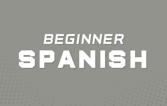 BeginnerSpanish