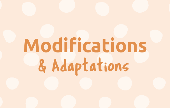 ModificationsAdaptations